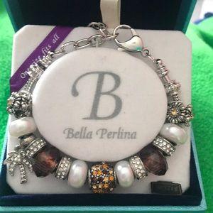 Bella Perlina beaded bracelet